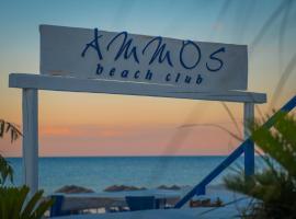 Ammos Beachfront Luxury Rooms