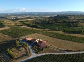 O'Vineyards B&B Carcassonne, Villemoustaussou