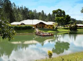 Haras Morena Resort, Juiz de Fora (Maripá yakınında)