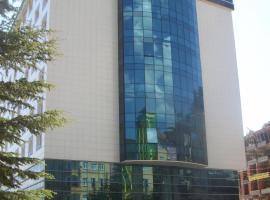 Başak Termal Hotel, Кызылкахамам