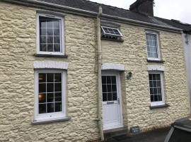 Millstream Cottage Pembrokeshire, Narberth (рядом с городом Lampeter-Velfrey)