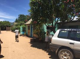 Joe's Annex Cottage, Chembe (рядом с регионом Monkey Bay )