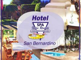Hotel Spa Nilza Rinaldi, San Bernardino