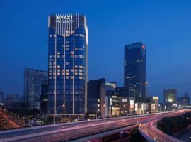 Hyatt Regency Shanghai Wujiaochang