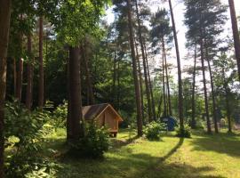 Camping Osenbach, Osenbach (рядом с городом Винцфельдан)