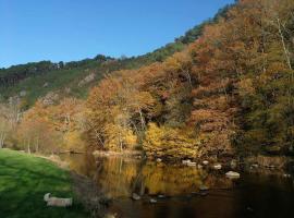 Au coeur des Alpes mancelles, Сен-Леонар-Де-Буа