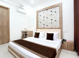 OYO 11882 Hotel Krishna, Bathinda (рядом с городом Bhatinda)