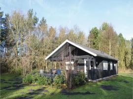 Two-Bedroom Holiday Home in Hals, Øster Melholt (Aså yakınında)