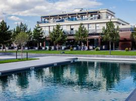 Riviera Zoloche Resort & Spa, Vishenki (рядом с регионом Конча-Заспа)