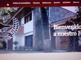 Hotel Casa Zuñiga, Envigado