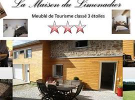 Le Limonadier, Prunière (рядом с городом Marlhes)