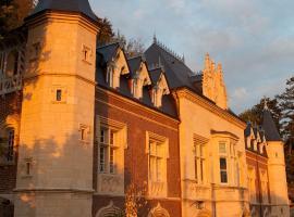 Manoir de Rétival, Caudebec-en-Caux (рядом с городом Saint-Arnoult)