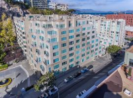 Serene Condo in SF/North Beach/Telegraph Hillside
