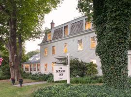 Old Manse Inn, Brewster