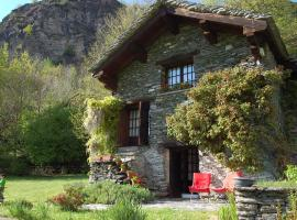 Chalet La Baita, Baceno (Crodo yakınında)