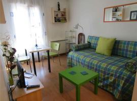 Santiago: apartamento nuevo, muy cómodo y funcional, Santiago de Compostela (San Marcos yakınında)