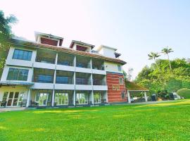 River View Resort, Kodanad (рядом с городом Malayāttūr)