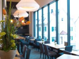 Hotel Gasthof zum Hirsch, Wertingen