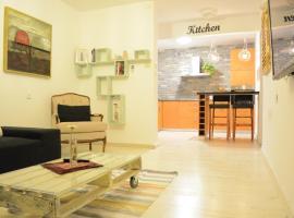 Bechor Apartment, Yavne'el (рядом с городом Semadar)