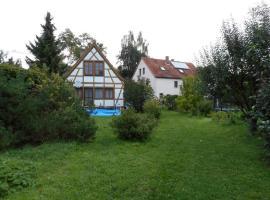 Gästehaus der Ehemaligen Schloßmühle, Ebelsbach (Eltmann yakınında)