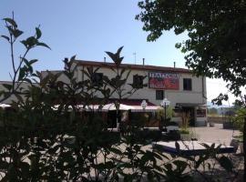 Casa Berto, Navacchio (Santo Stefano a Macerata yakınında)