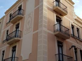 Apartamentos Nouvilas, Portbou