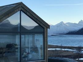 Steigen Lodge Sjøhytter, Engeløya