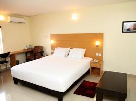 Adis Hotels Ibadan, Ibadan (Near Afijio)