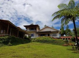 New Citra Alam Sukuh, Tawangmangu (рядом с городом Sarangan)