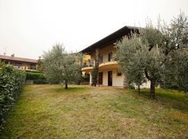 Appartamento Rosa, Padenghe sul Garda (Monte yakınında)