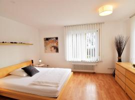 Apartment D&D Spessart, Ettlingen (Waldbronn yakınında)