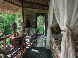 Spa Lounge Eco-Boutique Hotel Bali Dacha