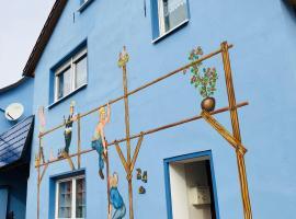 Blaues Gehöft, Bottendorf
