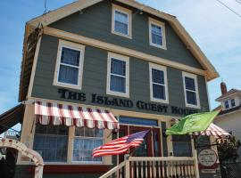 The Island Guest House Bed and Breakfast, Beach Haven