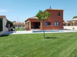 Holiday Home Mas Gros, Viladamat (Montiró yakınında)