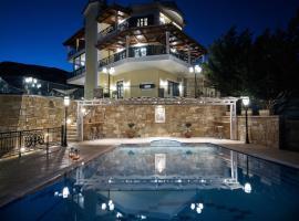 Villa Borgheze Zakynthos, Lagópodhon