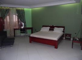 Hotel Zetta Douala, Eloné