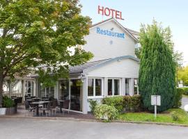 Comfort Hotel Acadie Les Ulis, Лез-Юлис (рядом с городом Орсэ)