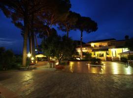 La Villa Del Colle, Monte San Giovanni Campano (Strangolagalli yakınında)