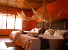Lyawa Lodge, Sinazongwe