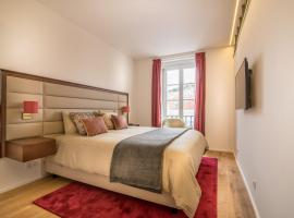Santa Justa 77 - Downtown Luxury Apartments