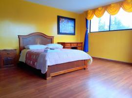 Hotel Spa Valle Azul, Machachi