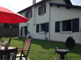 Meublé Maison Narbay, Saint-André-de-Seignanx (рядом с городом Biaudos)