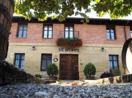 Casa Rural El Meson, Briones (рядом с городом San Asensio)