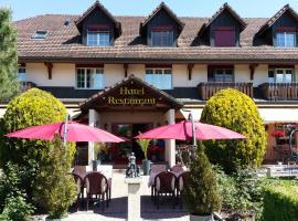 Hotel Schoenau, Wohlen (Künten yakınında)