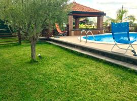 Dependance in villa, Etna, natura, relax, Nicolosi (Berdekatan Belpasso)