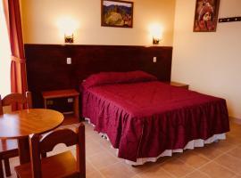 Hotel Tambo Del Valle