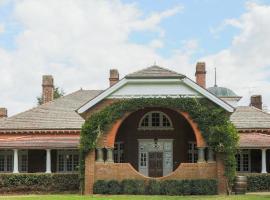 Petersons Armidale Winery and Guesthouse, Armidale (Wollomombi yakınında)