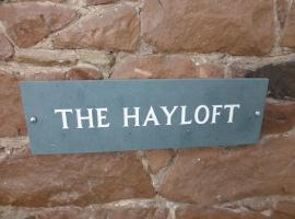 The Hayloft, Nr Silloth, Calvo (рядом с городом Silloth)