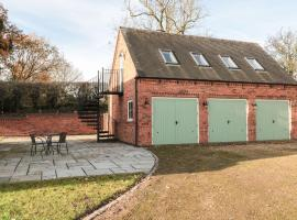 Brick Kiln Apartment, Burton-on-Trent, Newborough